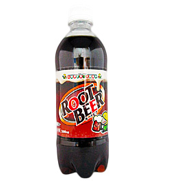 ROOT BEER 自販機オリジナル飲料